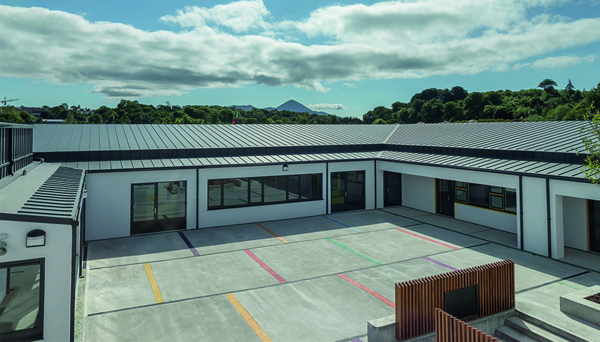 Scoil Phadraig wins RIAI Best Educational Building award