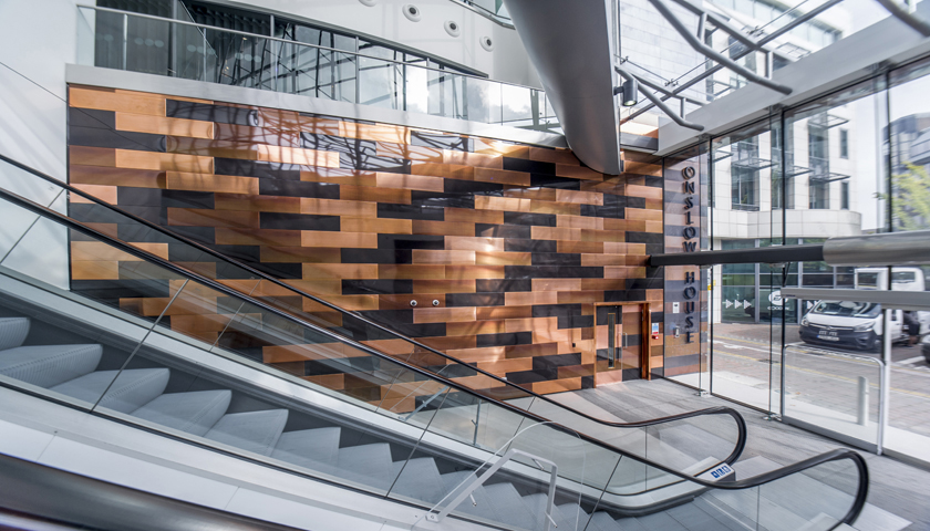 Aurubis Nordic Copper Cladding Inside and Out
