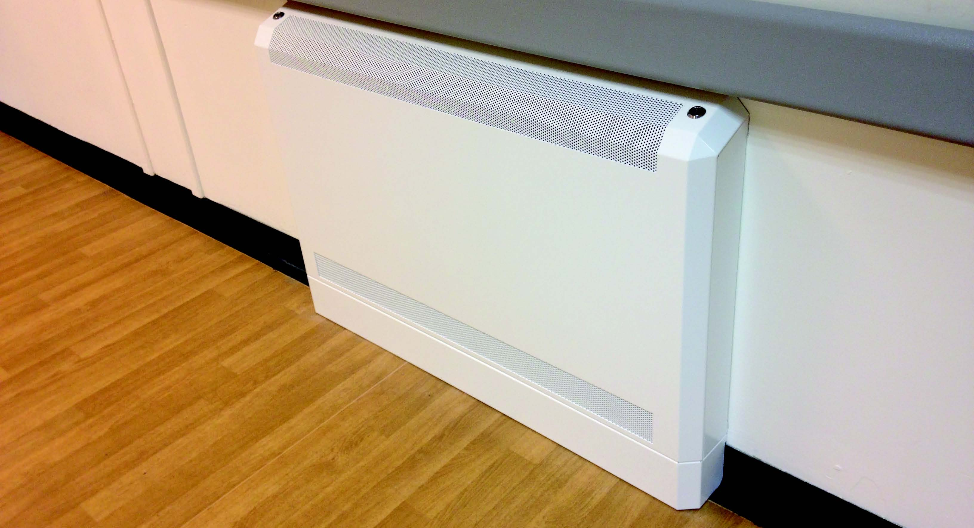 Clarke Delta Anti-Ligature Radiator Guards