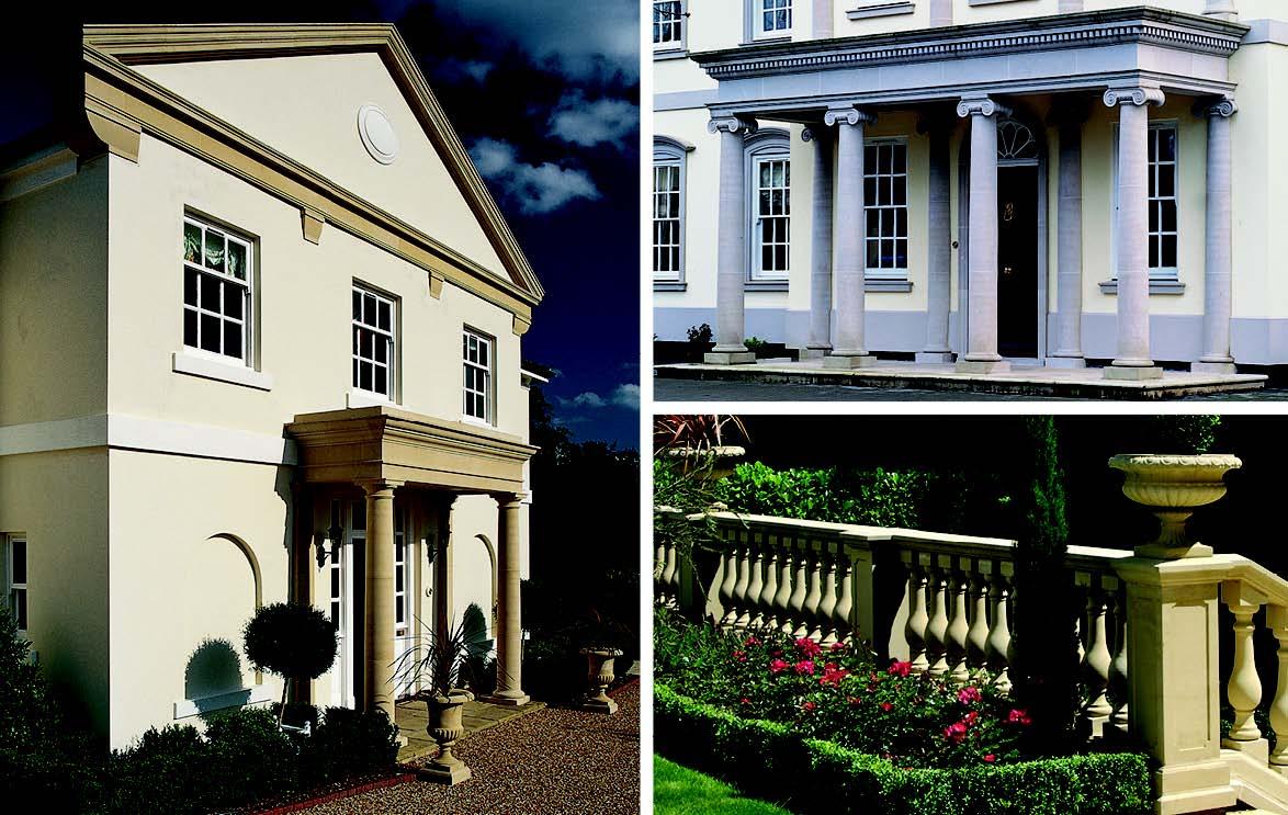 Haddonstone Architectural Stonework