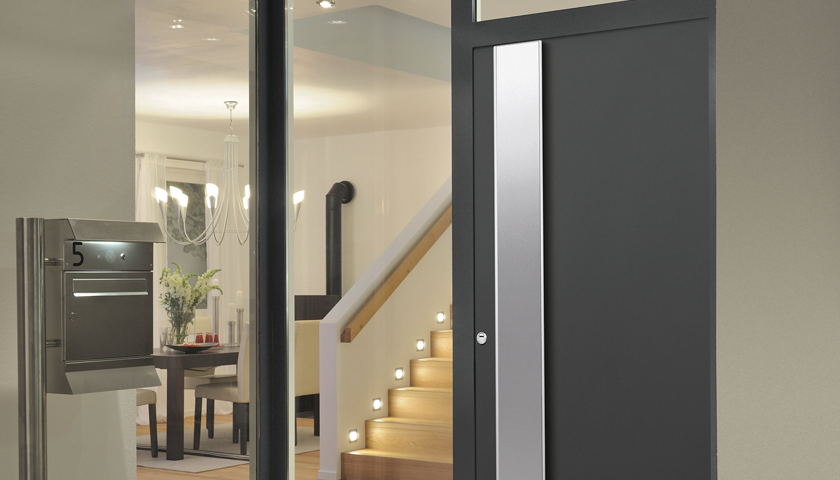 Aluminium Entrance Doors - Specification Product Update