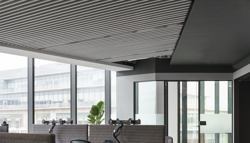 Hunter Douglas Architectural's HeartFelt Ceiling Systems