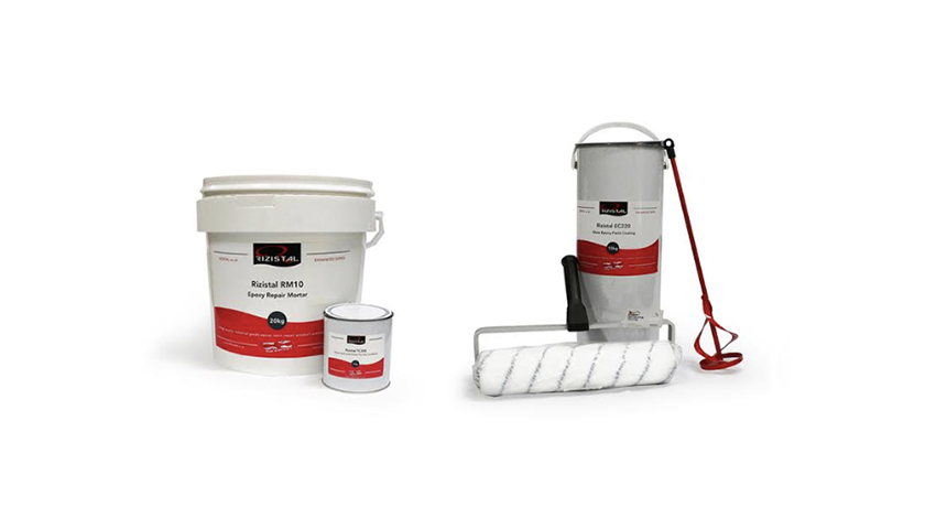 Rizistal - Repair, paint and protect with an exclusive discount for Specification Online readers