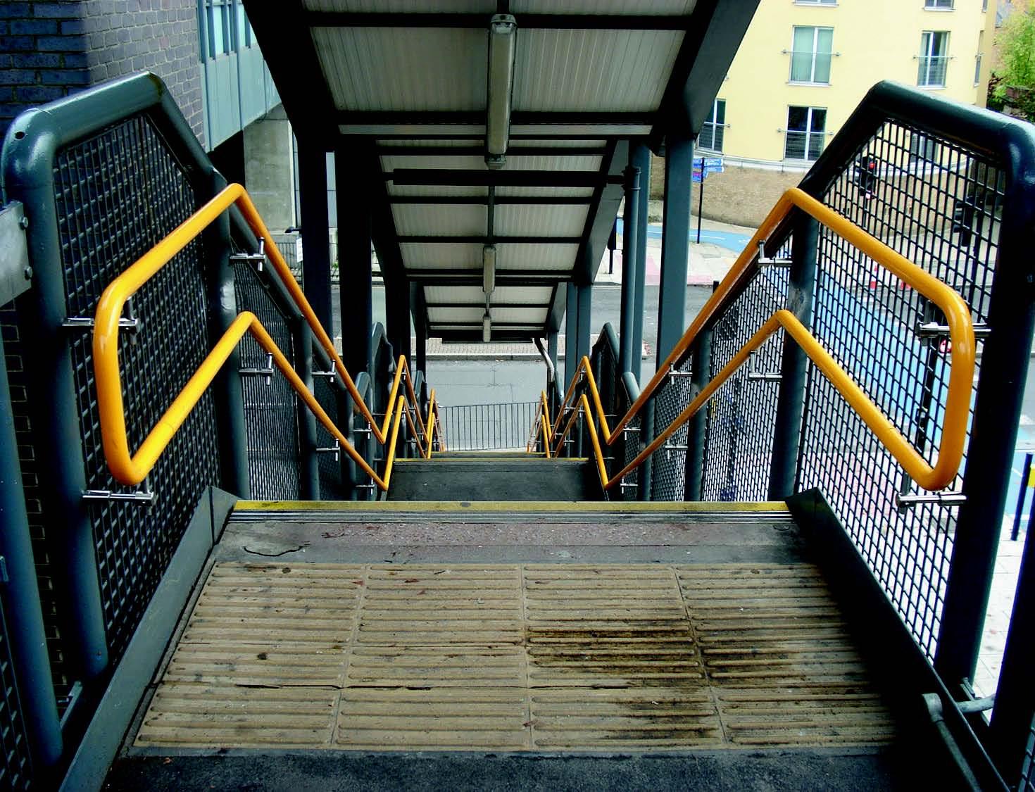 SG's Stargard Handrail