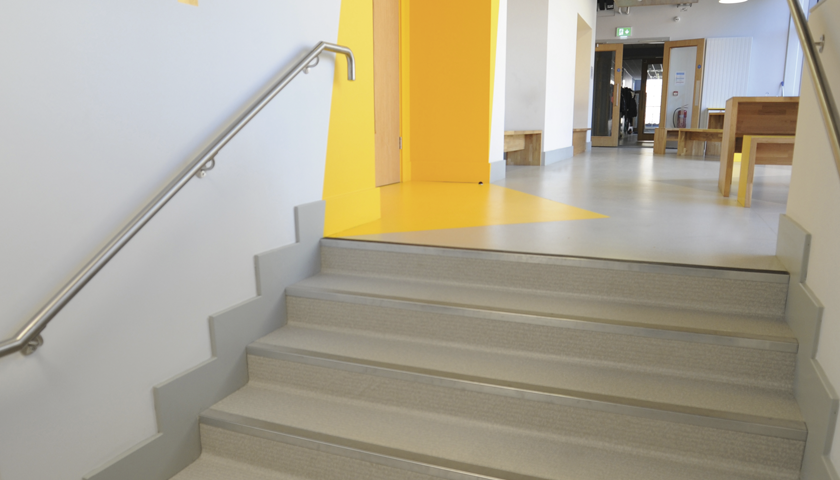 Gerflor Vinyl Safety Flooring