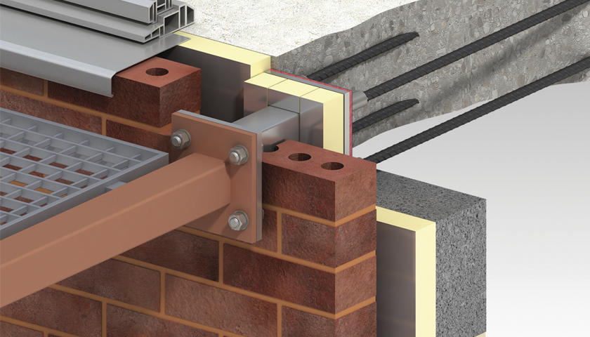 Ancon Further Extends Its Insulated Balcony Connector