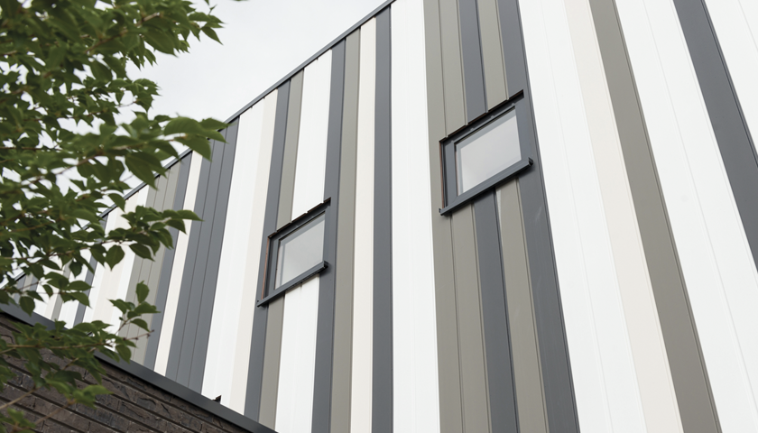 Freefoam launch x wood pvc u cladding specification - Exterior plastic cladding for houses ...