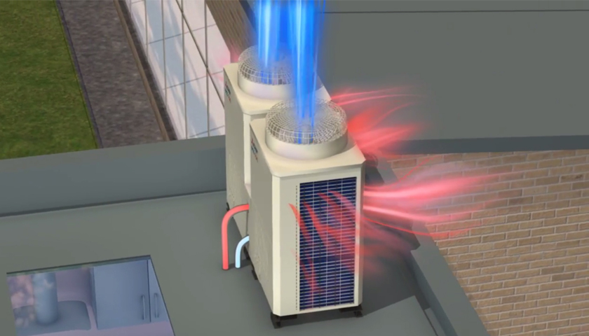 renewable heating