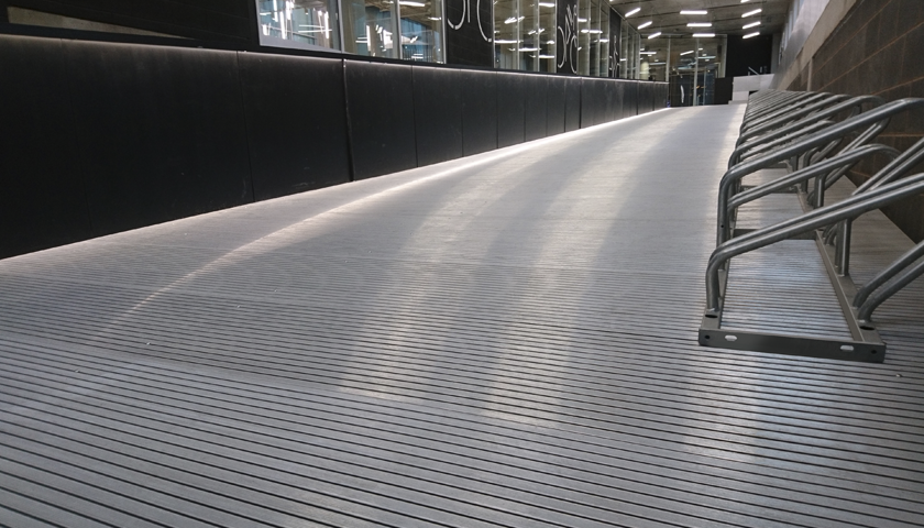 aluminium decking