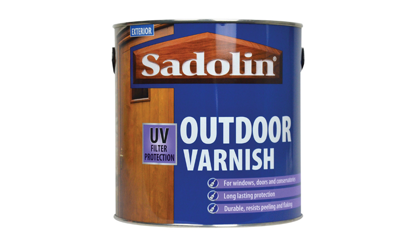 Outdoor Varnish