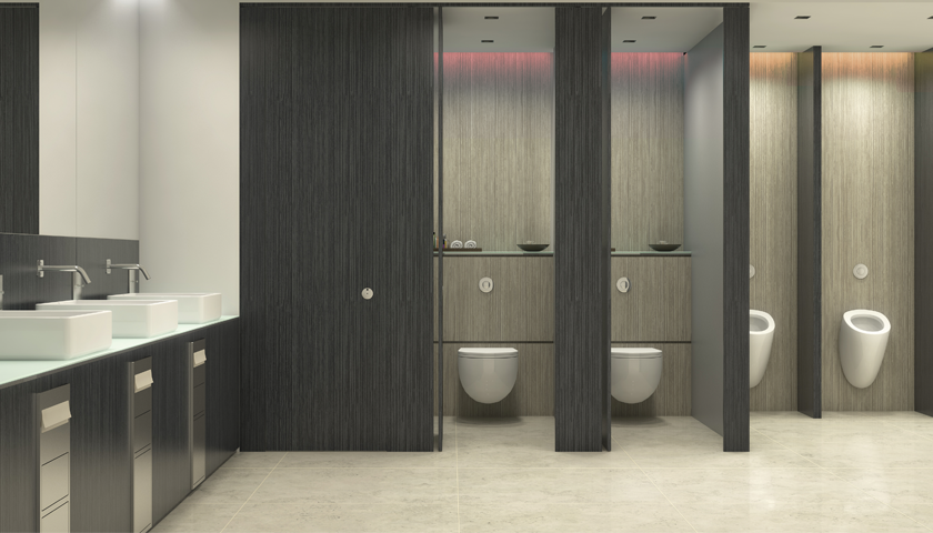 washrooms. Polyrey becomes the expert in washrooms   SPU Blog