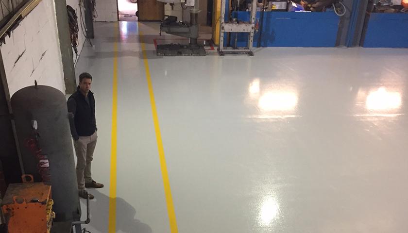 Resin Flooring