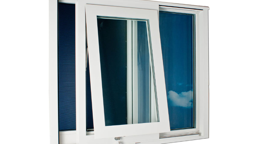 external sliding window