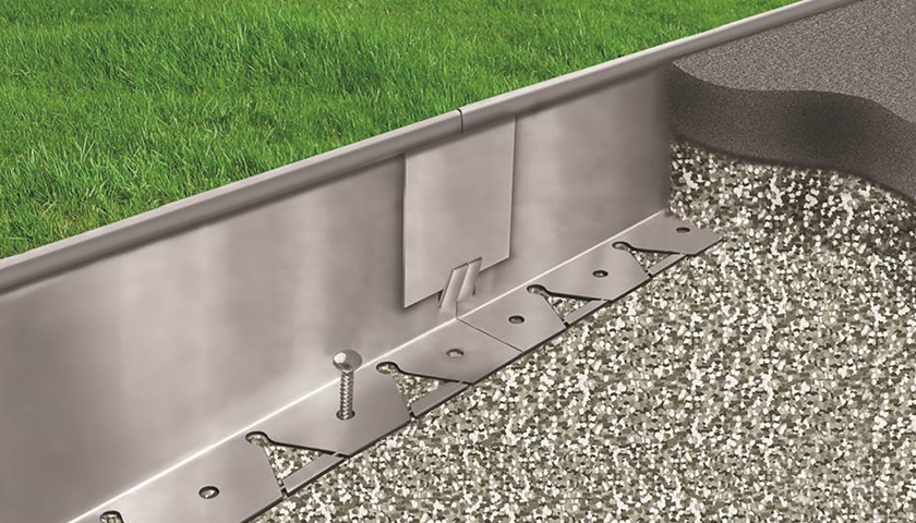 steel edging