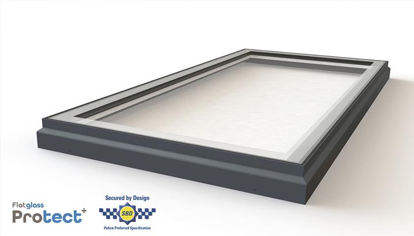flatglass rooflights