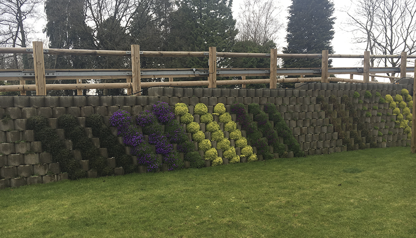 Betoconcept Retaining Wall Dry Build Solutions For Earth
