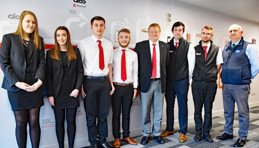 flagship apprenticeship programme