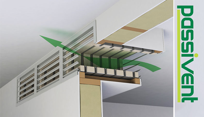 Air Transfer Units – combining natural ventilation with noise attenuation