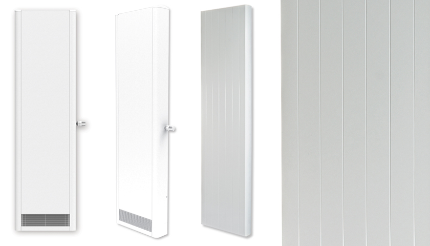 vertical heating solutions