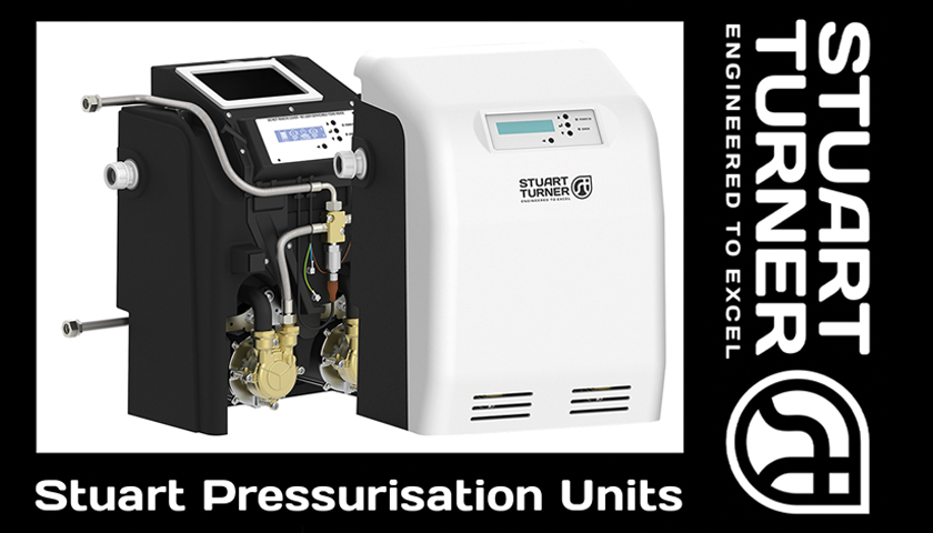 digital pressurisation units