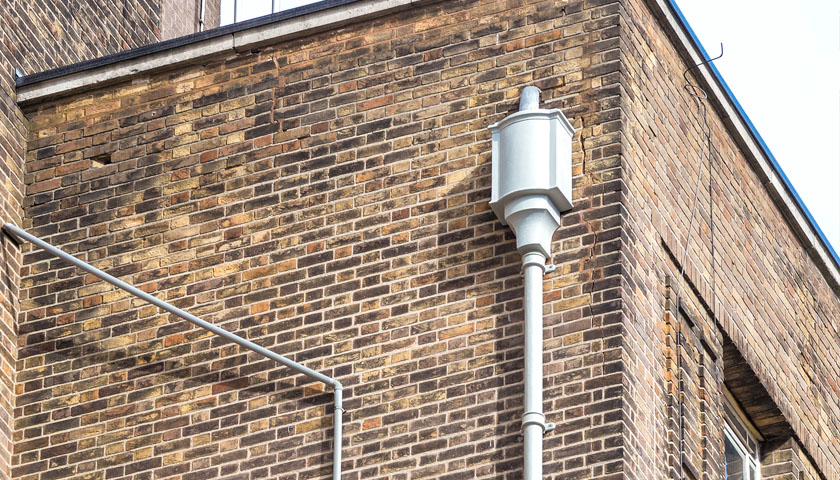 rainwater downpipes
