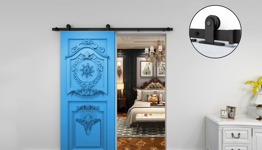 P C Henderson Expands its Range of Sliding Barn Door Style Hardware