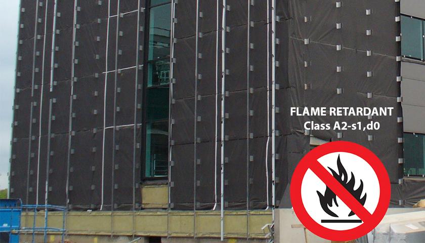 flame retardant membrane
