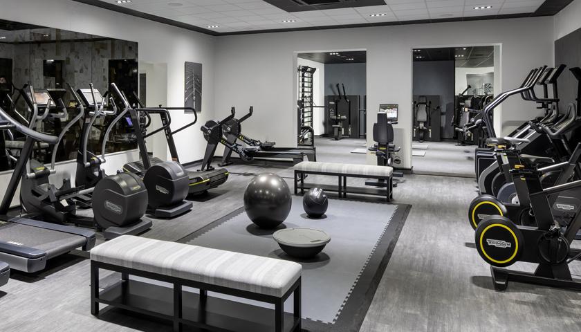 Fitness floorings