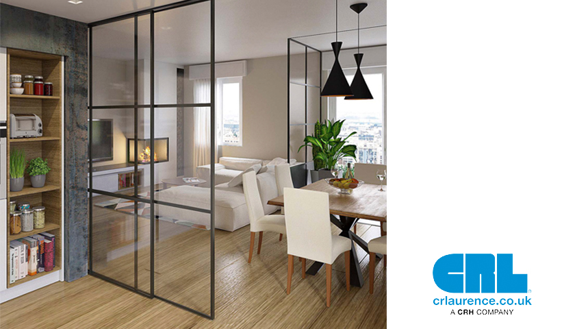 New matte black sliding door system from CRL - Specification