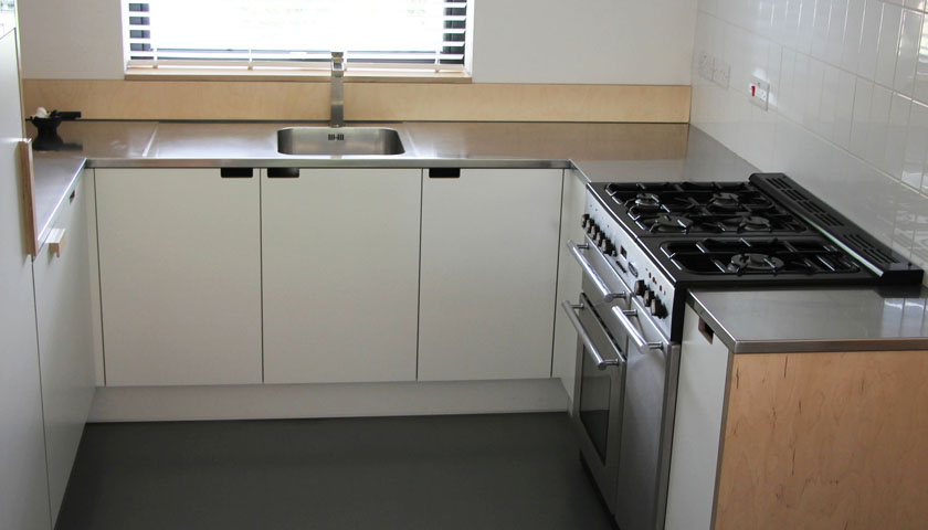 Stainless Steel Work-Surfaces