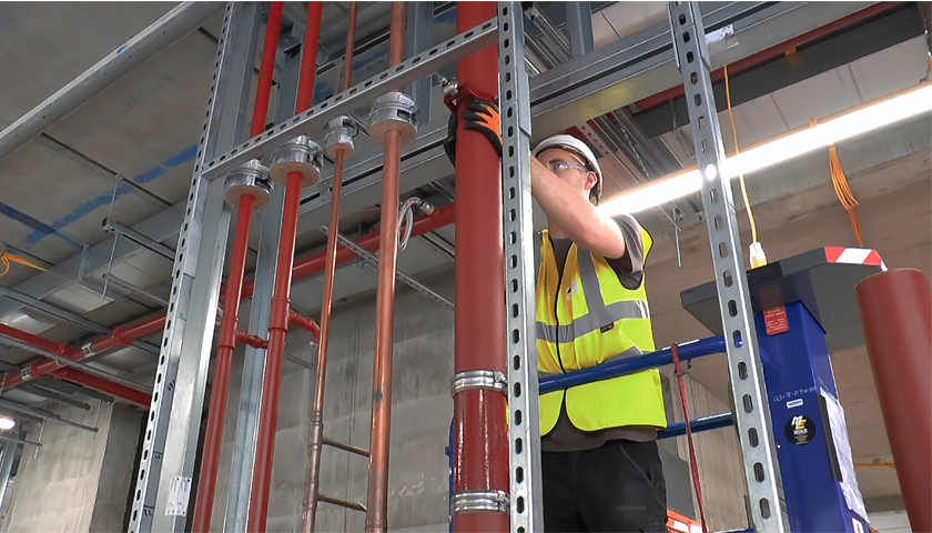 Saint-Gobain PAM launch new pre-assembly service for cast iron drainage