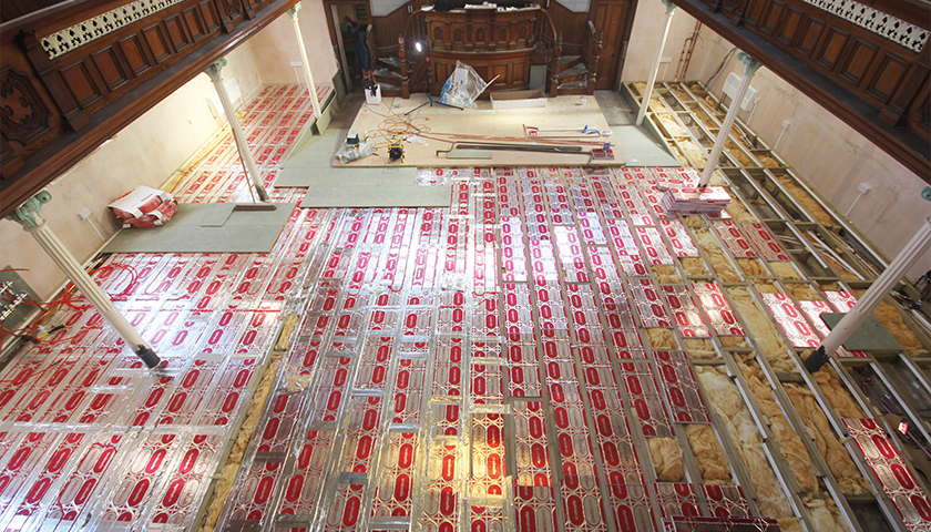 Circoflo Underfloor Heating