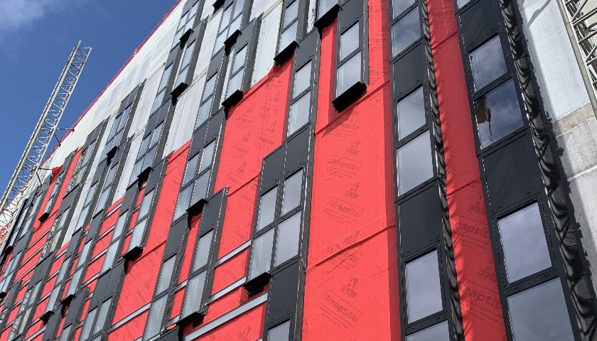 High-performance membranes prove a safe choice for the Dean Hotel ..
