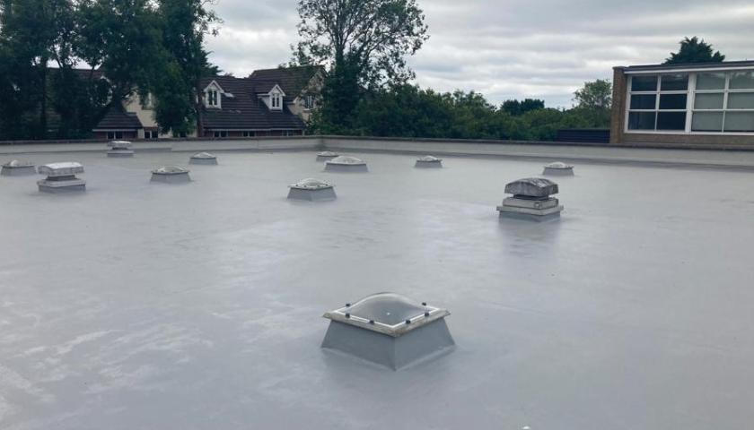 waterproofing roof product